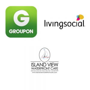 groupon living social island view package