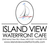 Island View Waterfront Cafe | Essex, Maryland
