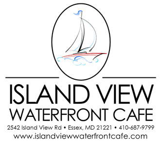 Island View Waterfront Cafe  Essex, Maryland